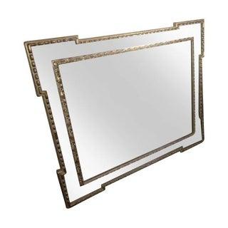 Gilt Framed Mirror by Panache For Sale