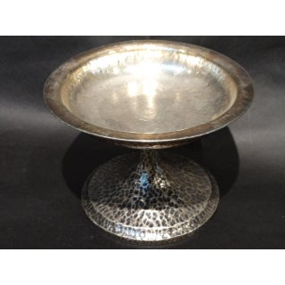 Early 20th Century Joseph Heinrichs Pedestal Nut Dish C 1910 Preview