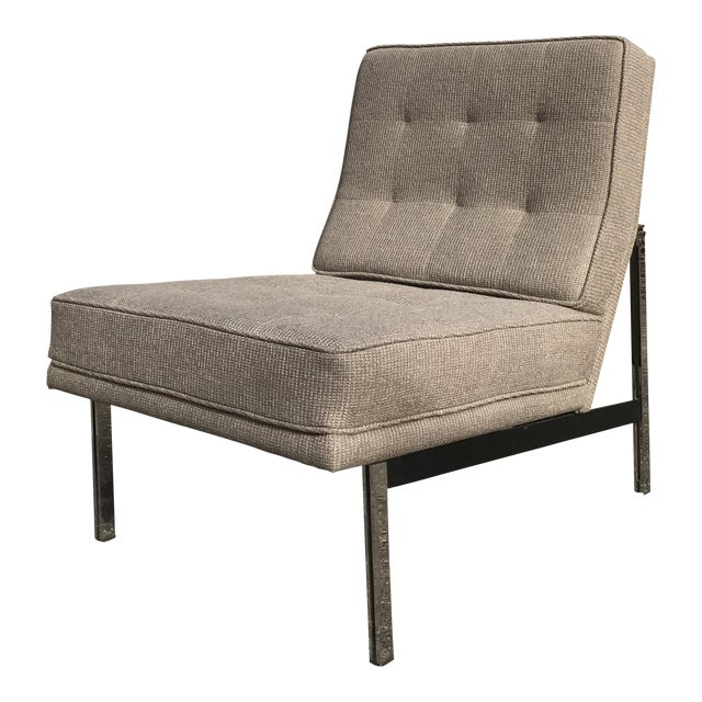 Florence Knoll Parallel Bar Lounge Chair - Image 1 of 5