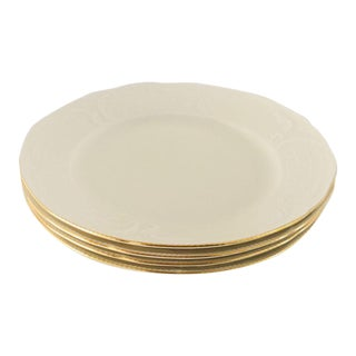 Rosenthal Classic Gold Band Salad Plates - Set of 4