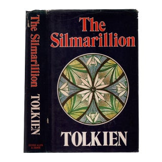 """1977 """"First Edition, the Silmarillion"""" Collectible Book For Sale"""