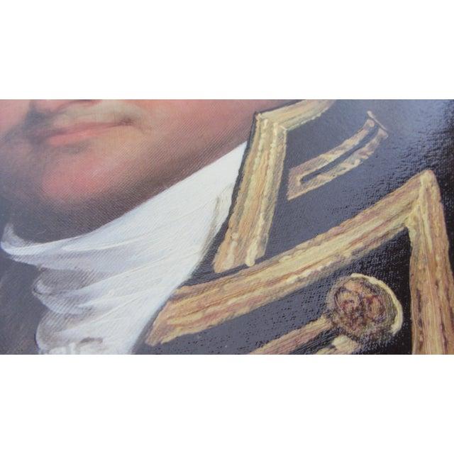 Revolutionary War Commodore Portrait - Image 6 of 10