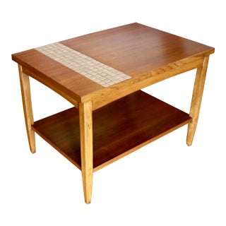 Mid-Century Modern Lane Monte Carlo Line End Table For Sale