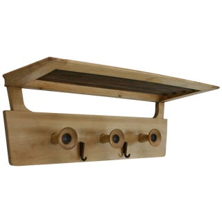 Italian Coat Rack For Sale