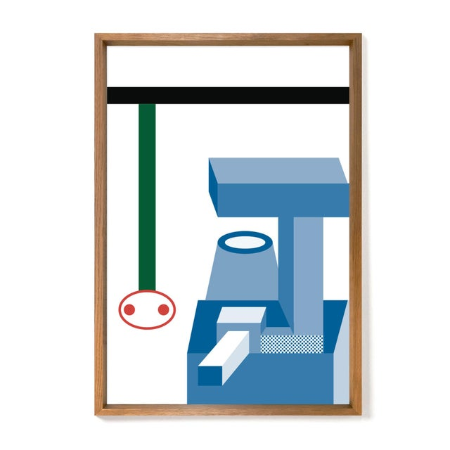Contemporary The Wrong Shop, Ndp Elephant, Nathalie Du Pasquier, 2019 For Sale - Image 3 of 3