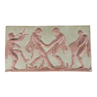 Classical Frieze Plaster Cast For Sale