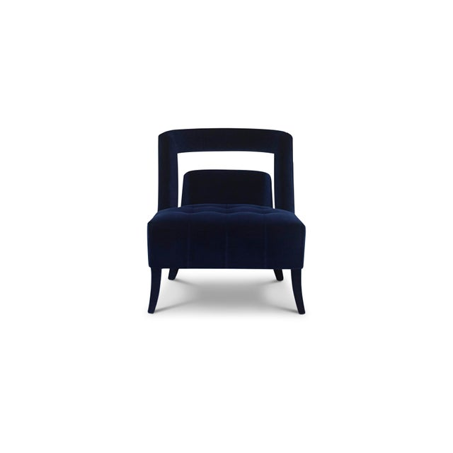 Not Yet Made - Made To Order Covet Paris Naj Bold Armchair For Sale - Image 5 of 5