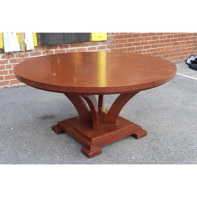 "Round Dining Room Tables For 12: Very Fine Peter Alexander Allegro Pedestal 60"" Diameter"