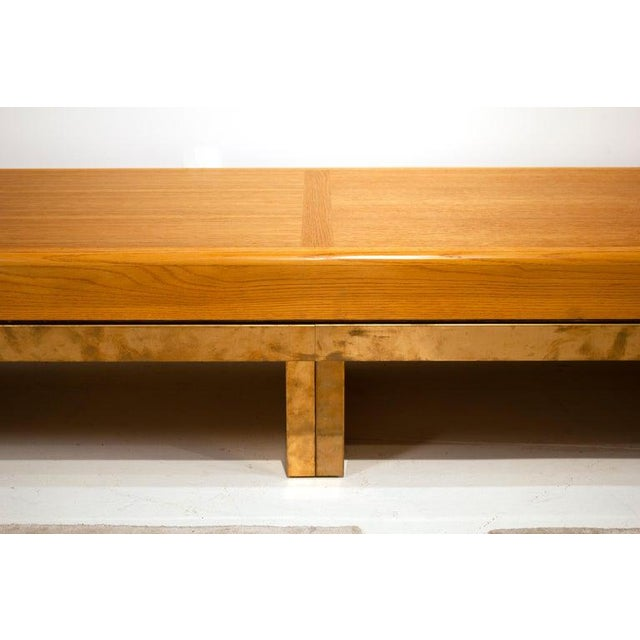 1960s Architectural Bench From the Iconic i.m. Pei Dallas City Hall For Sale - Image 5 of 13
