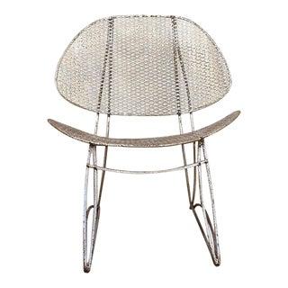 Vintage Iron Garden Chair