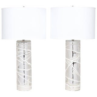 Customizable Mercury Murano Glass Lamps
