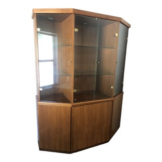 Danish Scan Designs China Cabinet For Sale