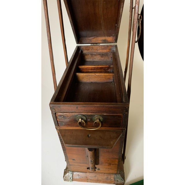 1910s 1910s Chinese Bellows Cabinet For Sale - Image 5 of 13