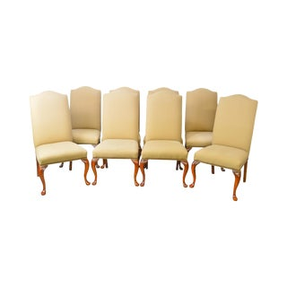 Lexington Bob Timberlake Cherry Upholstered Dining Chairs - Set of 8