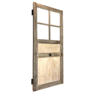 18th Century Antique French Country Door For Sale