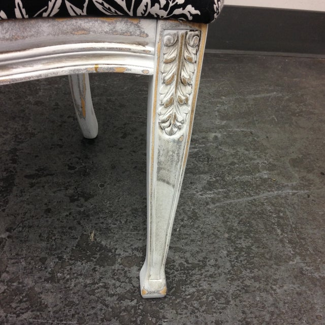 John Widdicomb Medallion Arm Chair - Image 7 of 10