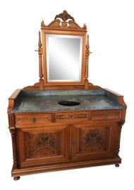 Image of Powder Room Bathroom Fixtures