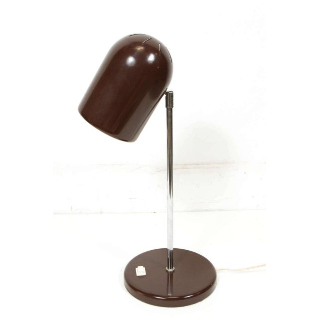 Mid 20th Century Modern Table Lamp Joe Colombo For Sale - Image 5 of 10