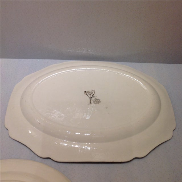 English Platters by Johnson Bros - Set of 2 - Image 10 of 10