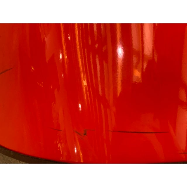 Gloss Gel Fiberglass Molar Settee For Sale - Image 10 of 11