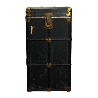 20th Century Traditional Hartmann Travel Trunk For Sale