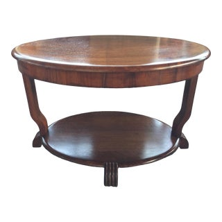 Art Deco Side Table Coffee Table For Sale