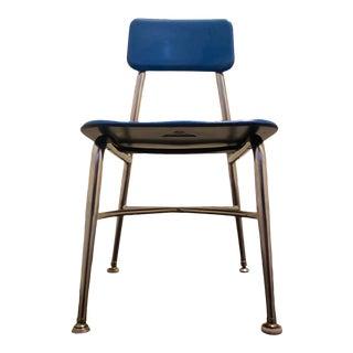 Vintage Mid Century Heywood Wakefield Hey Woodite Child's School Chair For Sale