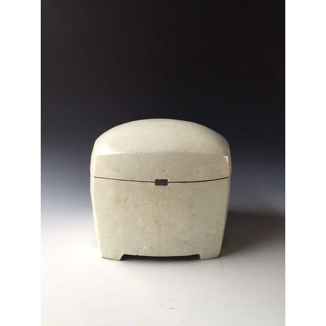 Contemporary Kang Hyo Lee, Buncheong Box, 2016 For Sale - Image 3 of 3