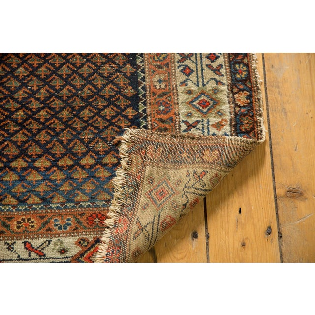 "Vintage Hamadan Rug - 3'7"" X 6' For Sale In New York - Image 6 of 12"