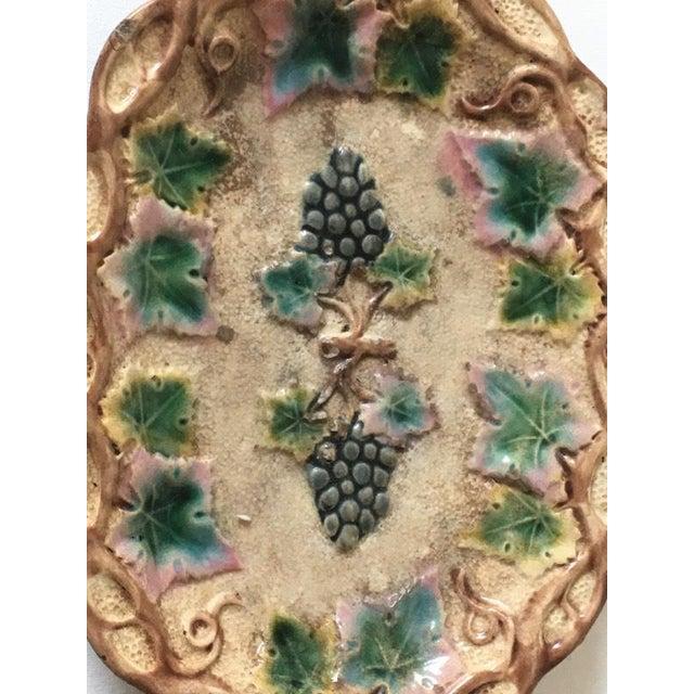 Majorica Grape Plate