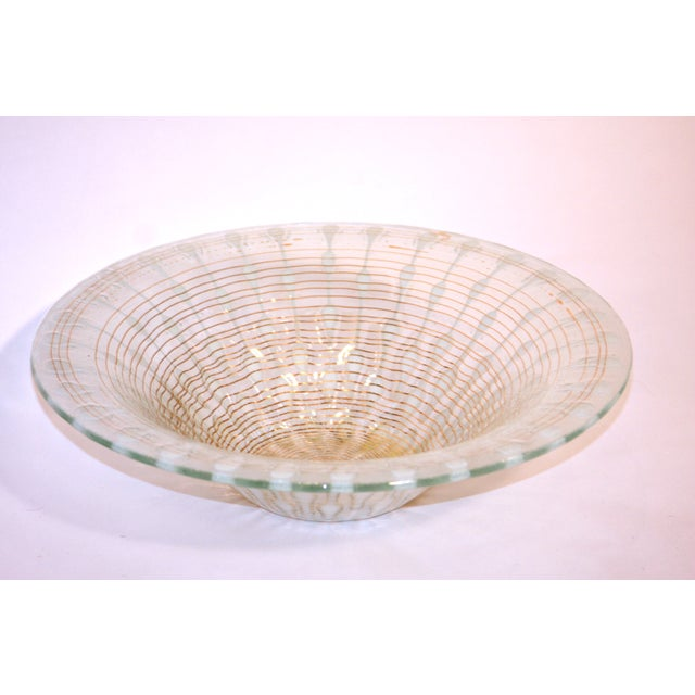 Murano Style Glass Bowl - Image 2 of 5