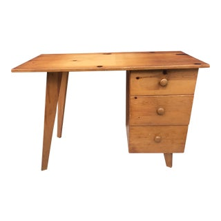 Paul McCobb Planner Series Pine Desk