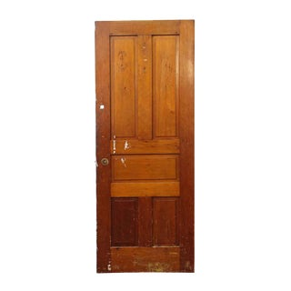 Farm House Raised & Recessed 5 Panel Door