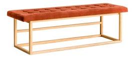 Image of Orange Benches