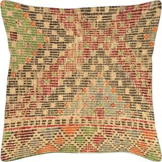 "Nalbandian - Turkish Jijim Pillow - 19"" X 19"" For Sale"