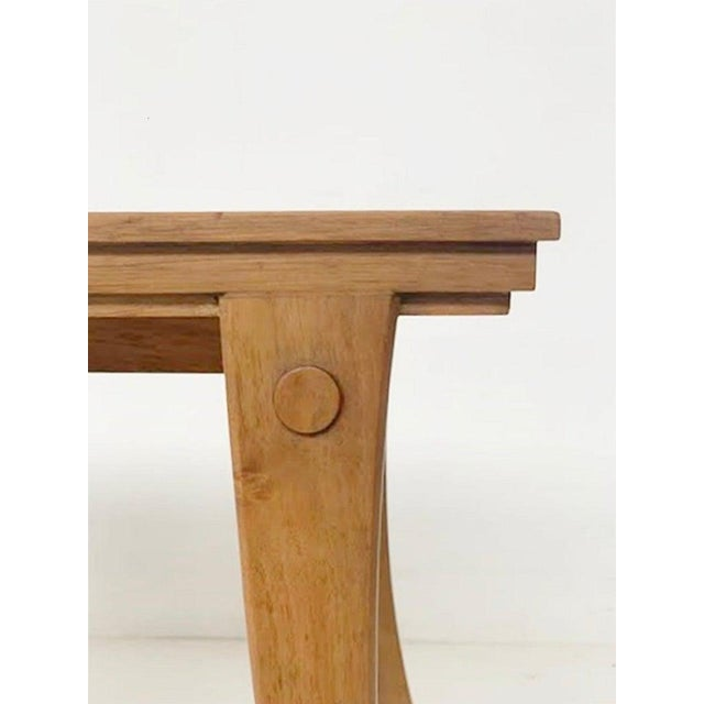 Tripod coffee table by T.H. Robsjohn-Gibbings Klismos for Saridis - Greece 1960