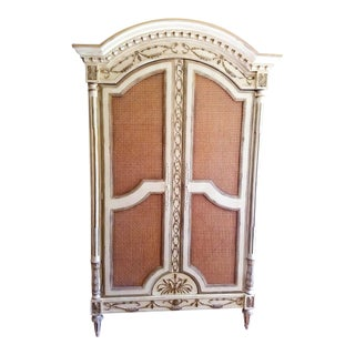 Ej Victor Newport Mansions French Armoire For Sale