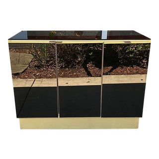 Black and Gold Sideboard by Ello