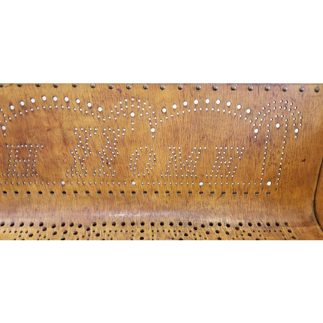 19th Century Children's Church Pew or Bench For Sale - Image 4 of 13
