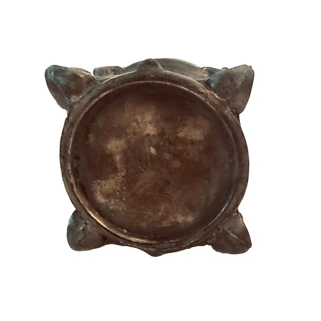 19th Century French Inkwell With Dog For Sale In Tampa - Image 6 of 8