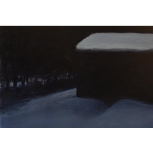 """Stephen Remick Stephen Remick, """"Cozy"""", Contemporary Painting For Sale - Image 4 of 11"""