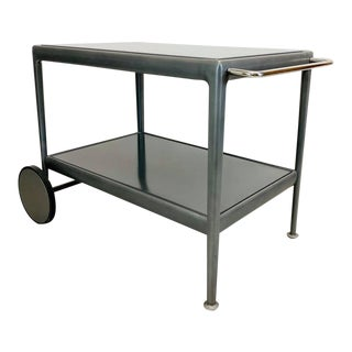 """1960s Knoll Richard Schultz """"1966 Collection"""" Serving Cart For Sale"""