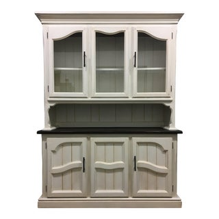 1970s Farmhouse Hutch For Sale