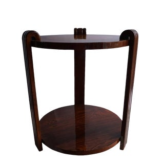 Mid-20th Century French Art Deco Side Table For Sale