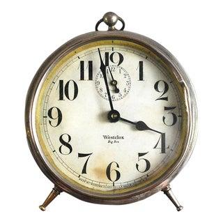 1920s Westclox Big Ben Alarm Clock