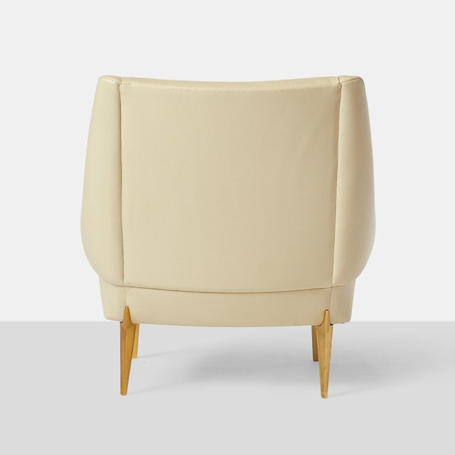 Pair of Lounge Chairs by Charles Ramos For Sale In San Francisco - Image 6 of 9