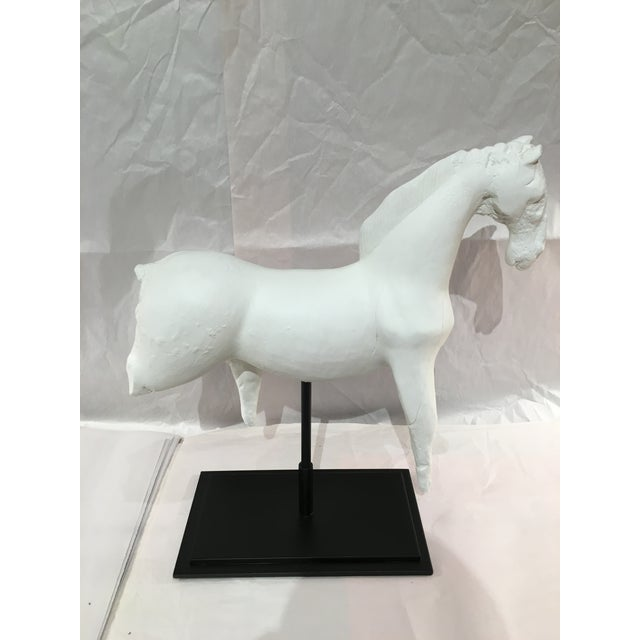 Barbara Cosgrove Tang Dynasty Horse Sculpture - Image 5 of 5
