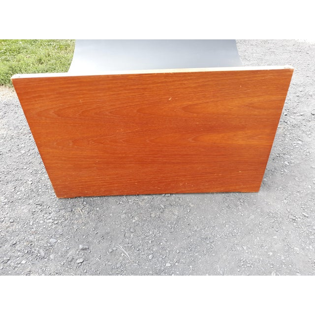 Brown Danish Modern Teak Coffee Table Base by R S Associates For Sale - Image 8 of 11