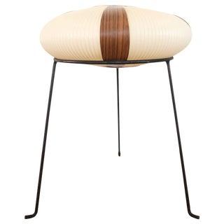 Scarce Large Rispal Table Lamp For Sale