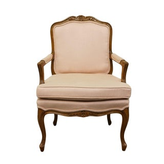 Lane Furniture French Louis XVI Accent Armchair For Sale